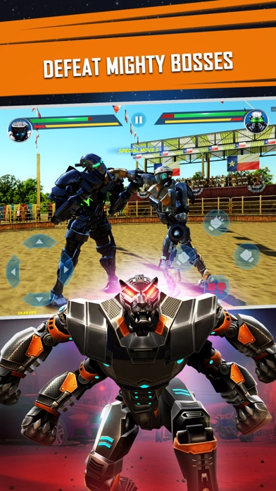 Screenshot for Real Steel in Taiwan App Store
