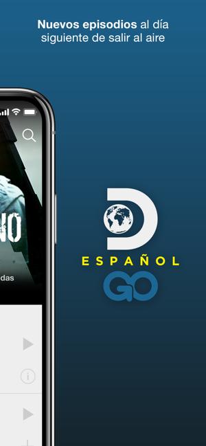 Discovery En Español Go On The App Store
