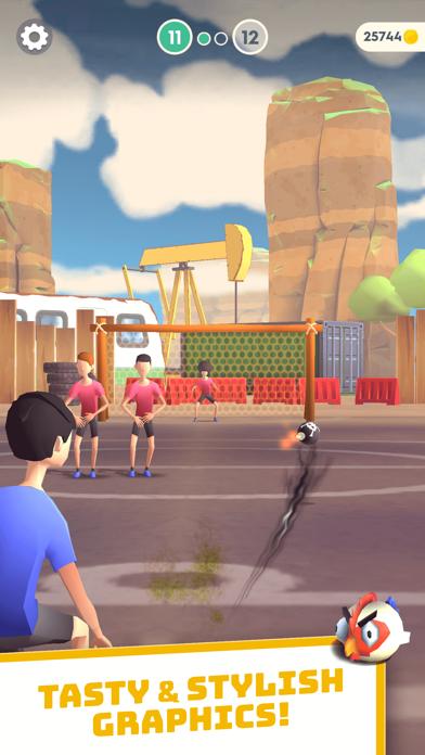 Flick Goal! screenshot 4