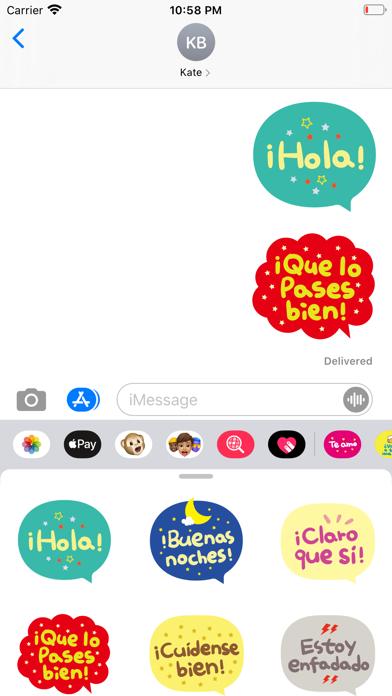 Pretty bubble talk2 screenshot 2