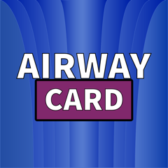Mobile Airway Card