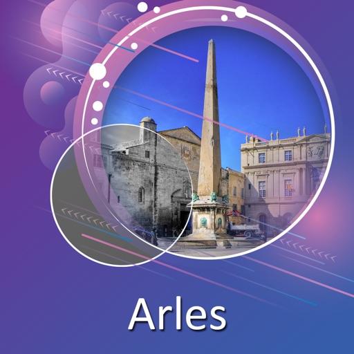 Arles Tourism icon