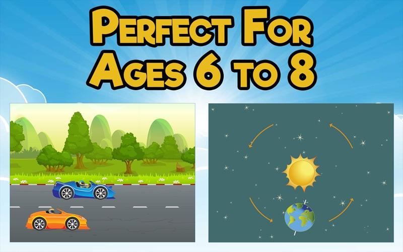 Second Grade Learning Games screenshot 3