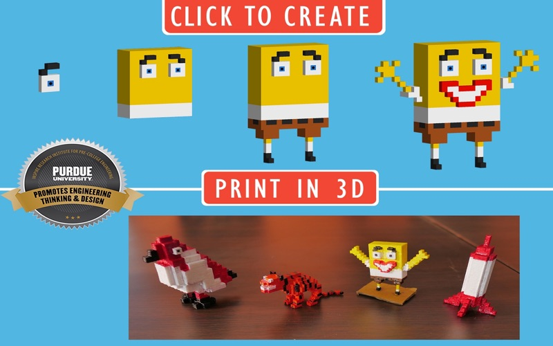 Blox 3D Junior for Mac