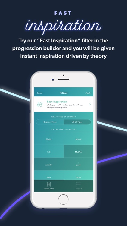 Song: The Chord Resolution App screenshot-0