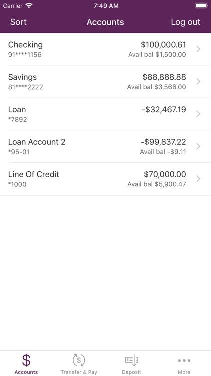 UMassFive Mobile Banking