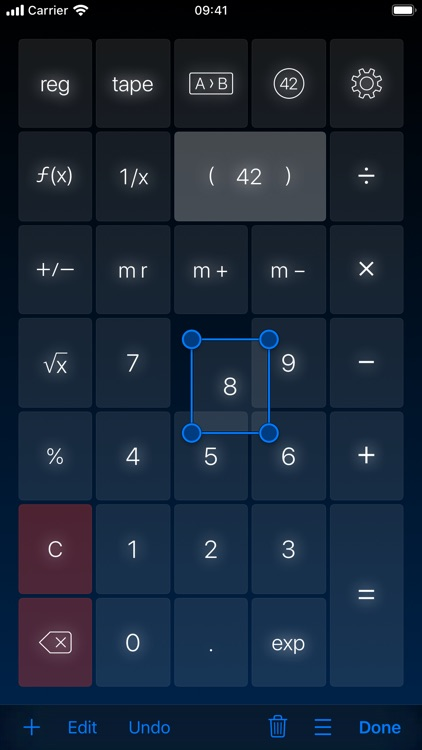 PCalc screenshot-4