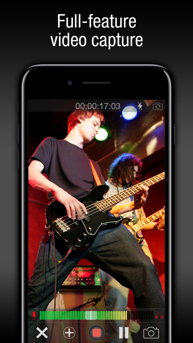 Screenshot #3 pour iRig Recorder