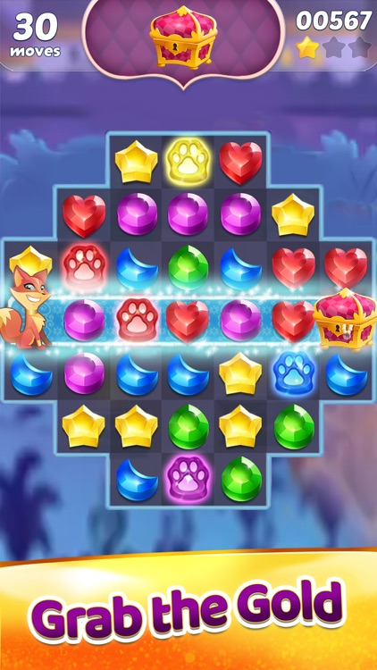 Genies & Gems: Puzzle & Quests screenshot-0