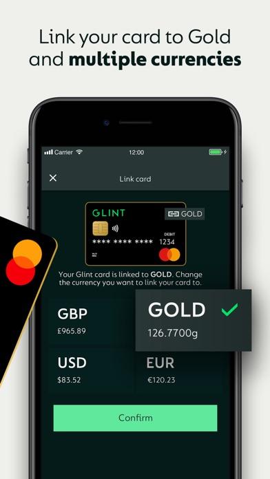 Glint: Global Gold Currency screenshot three