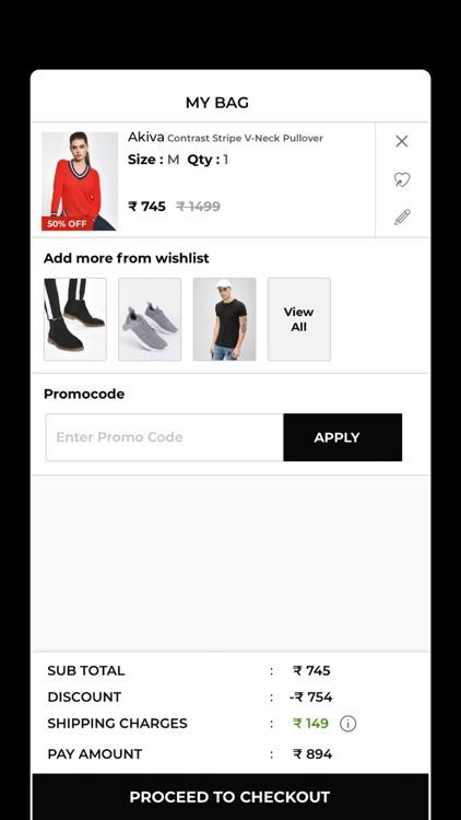 Koovs - Online Shopping App screenshot-5