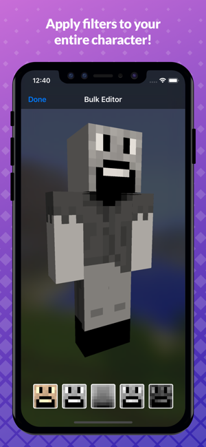 Skin Creator For Minecraft Pe On The App Store