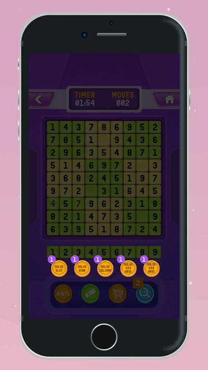 Classic Sudoku 2 Puzzle Game screenshot-4