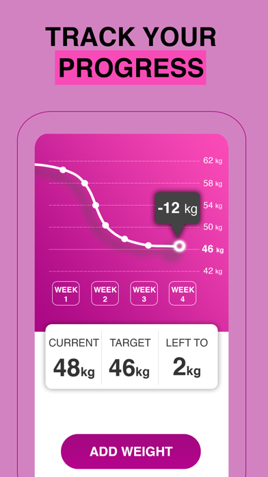 FitHer: Workout for Women Screenshot