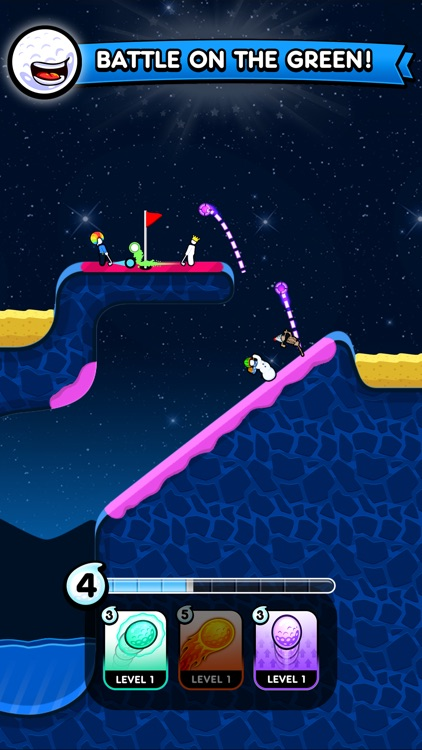 Golf Blitz screenshot-2
