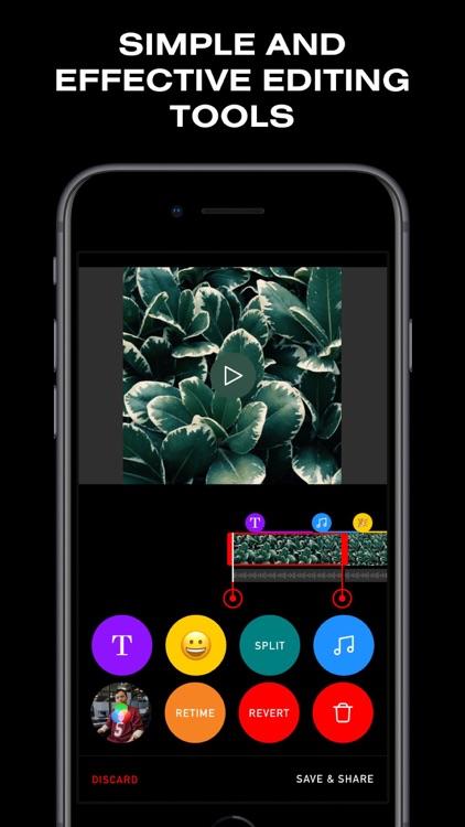 24FPS - Video Filter & LUT screenshot-4