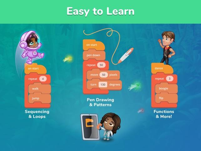 Tynker: Coding Games for Kids on the App Store