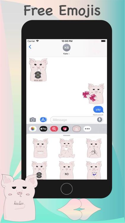 Cheeky Piggy screenshot-4