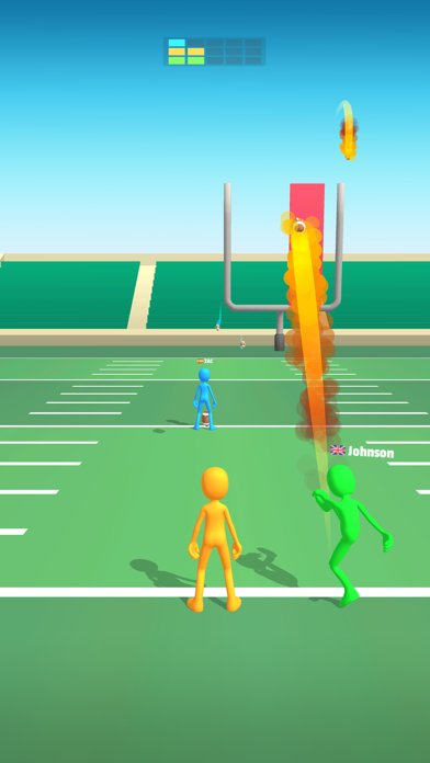 Five Kicks! screenshot 1