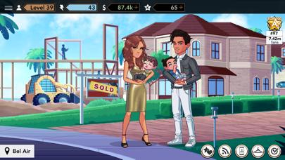 Screenshot of Kim Kardashian: Hollywood7