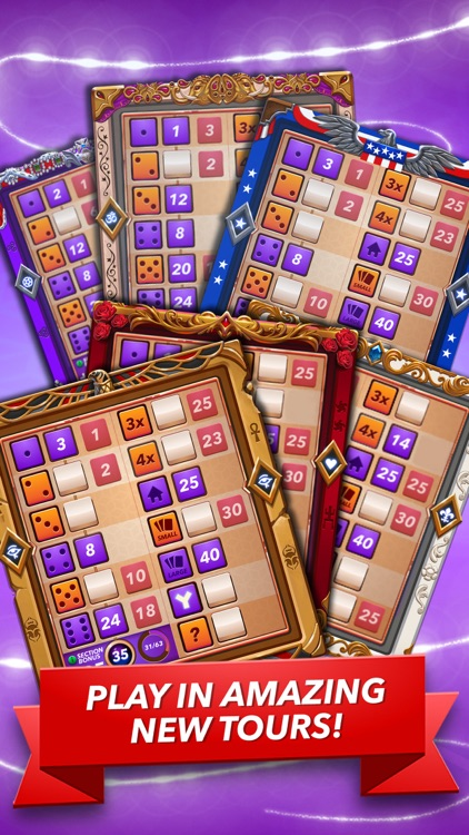 Yatzy Dice Clash - Dice Game screenshot-3
