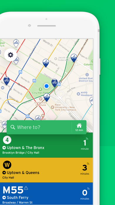 Download Transit • Bus & Subway Times for Pc