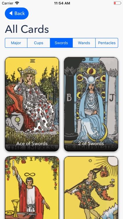 Tarot Card Daily screenshot-4