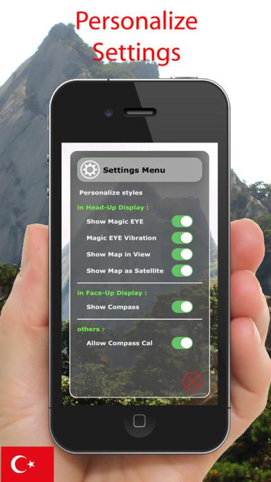 CHINA Hills AR screenshot 4