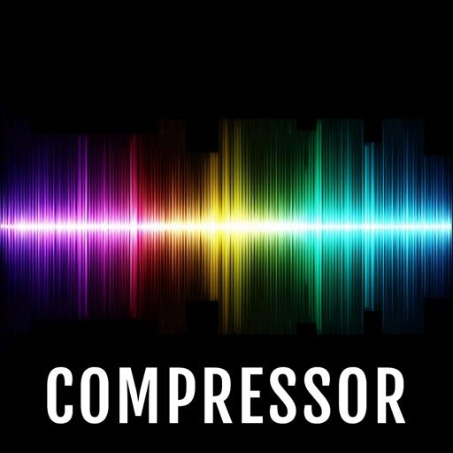 Audio Compressor AUv3 Plugin icon