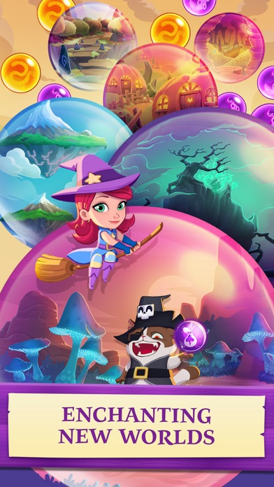 Bubble Witch 3 Saga Cheats (All Levels) - Best Easy Guides/Tips/Hints