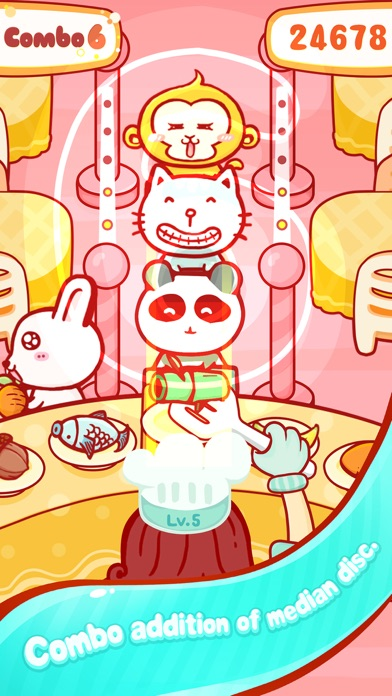 Chow Time:Delicacy screenshot 2