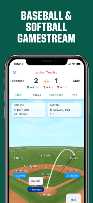 DICK'S Team Manager on the App Store