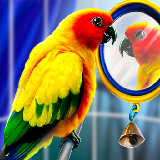 Home Pet Parrot Simulator
