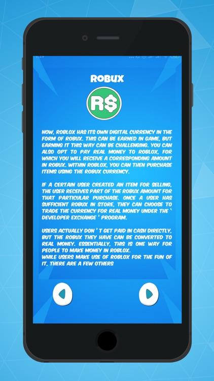 Guide Robux For Roblox Quiz screenshot-3