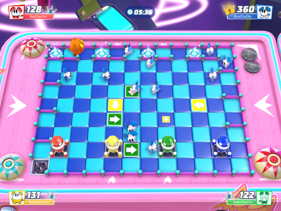 ChuChu Rocket! Universe screenshot 19