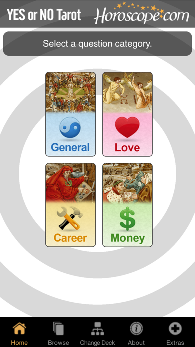 Yes No Tarot - Instant Answer screenshot four