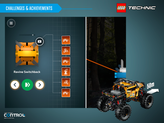 LEGO® TECHNIC® CONTROL+ screenshot 8