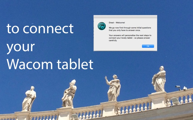 Connect my tablet