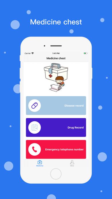 Health pillbox screenshot #1