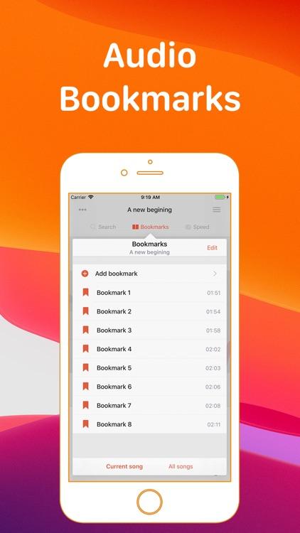Soundy: MP3 Cloud Music Player screenshot-4