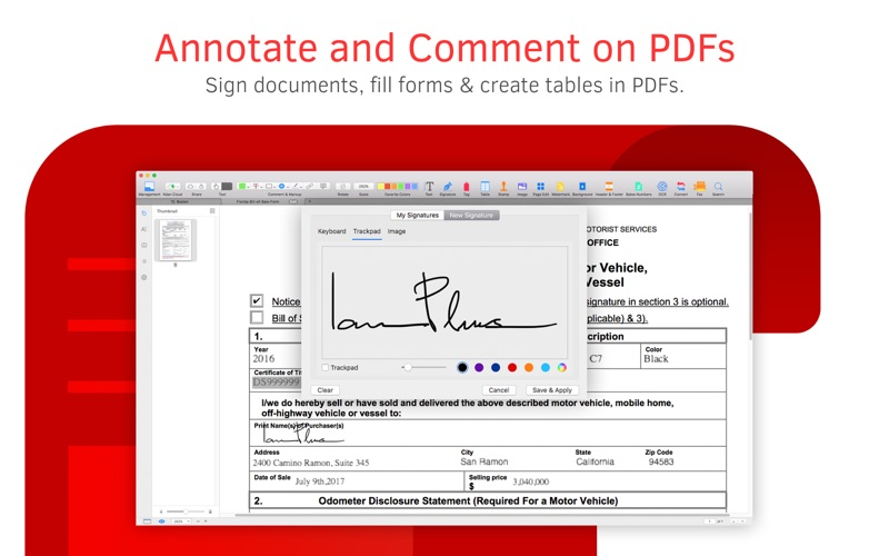PDF Reader – Document Expert Screenshot