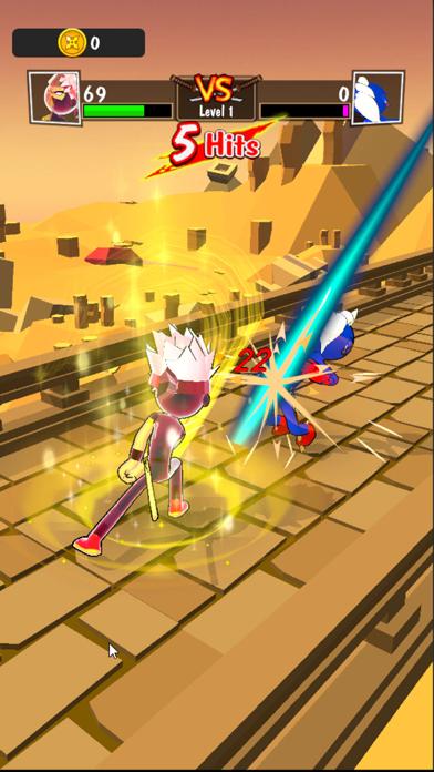 Katana Master - Stickman Ninja screenshot 1