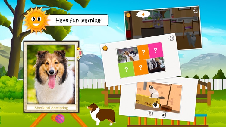 My Pets: Cat & Dog For Kids screenshot-3