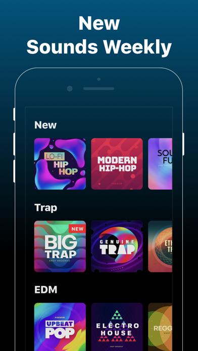 Groovepad - Music & Beat Maker screenshot three