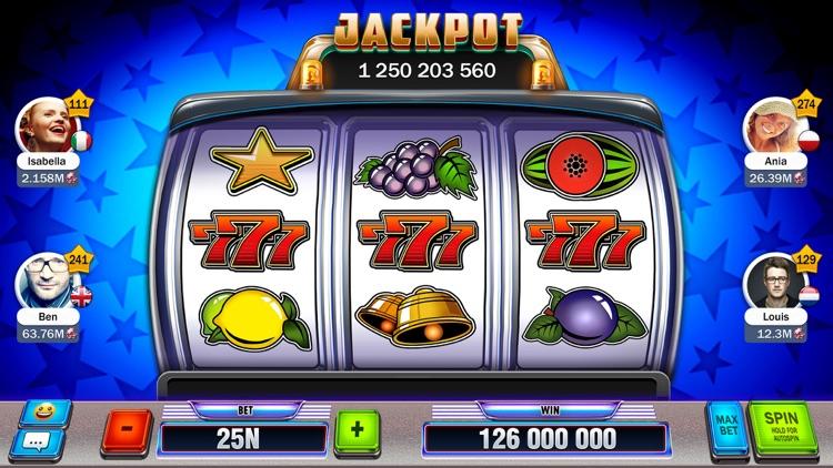 Billionaire Casino Slots 777 screenshot-5