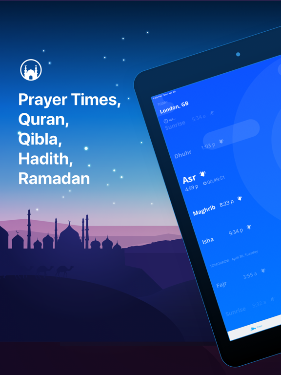 Athan Pro - Full Azan & Qibla - Revenue & Download estimates