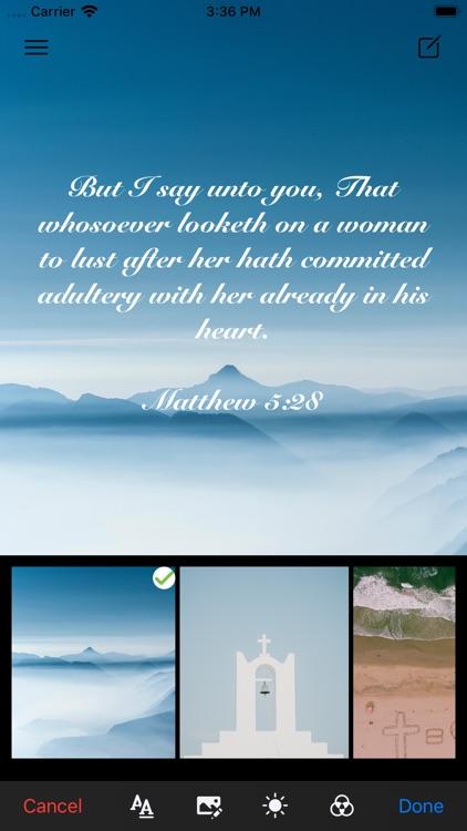 Bible Verse - Daily Bread