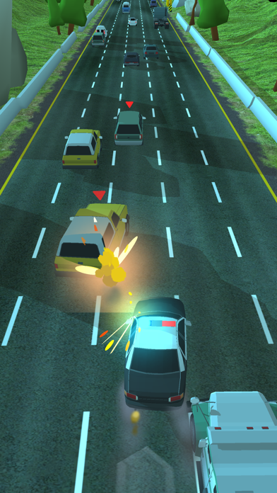 Police Chase - Hot Highways screenshot 5
