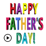Happy Father's Day Moving Gif