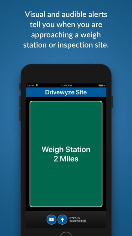 Drivewyze screenshot-1